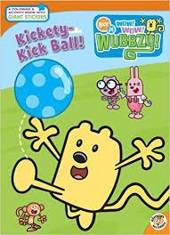 kickety kick ball wow wow wubbzy lisa rao frank rocco