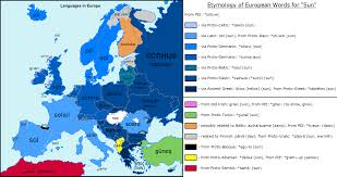 Map Of Europe 1800 by Sun
