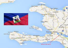 Haiti Map Our Story Konekte Princeton Haiti
