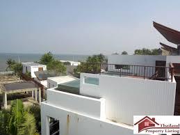 pak nam pran roof top pool property for sale