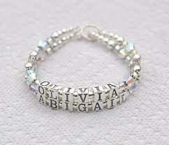 mothers bracelets best 25 mothers bracelet ideas on initial bracelet
