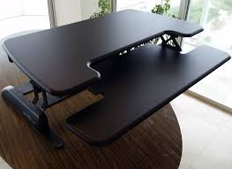 Adjustable Height Desk Reviews by Review Of The Varidesk Pro Plus