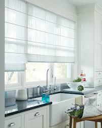 Cord Lock Roman Shade - stricklands hd design studio roman shades with cordlock kitchen
