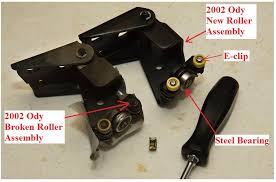 Replacing Patio Door Rollers by 2005 Sliding Door Roller Replacement Page 4