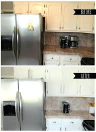 paint old kitchen cabinets before and after u2013 amao me