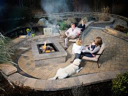 Floating Fire Pit by Fire Pit Stone Center Of Va