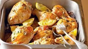 cuisiner cuisse de poulet cuisses de poulet au citron et à l ail l express styles