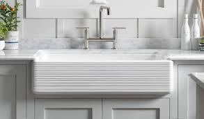 sink 36 hazelton stainless steel apron front single bowl sink