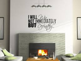 wall decals for living room quotes agreeable reading corner quote licious living room inspirational wall decal success quote i will win not immediately decals for living