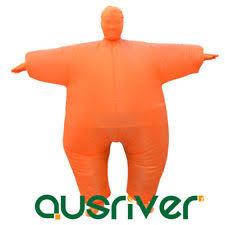 Fat Suit Halloween Costume Fat Suit Unisex Costumes Ebay