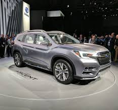 subaru suv sport everything you need to know about the 2018 subaru ascent concept