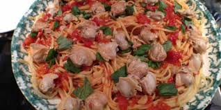 lidia bastianich u0027s linguine with clams elevates weekday meal to a