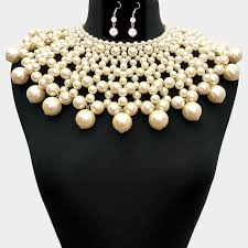choker necklace with pearls images Pearl armor bib choker necklace fashion jax fashion events jpg