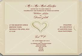 Wedding Invitation Cards Simple Ideas Wedding Invitation Cards Samples Modern Decoration