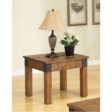 country style coffee table country style end table