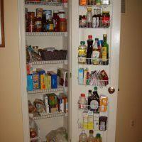 Spice Rack Pantry Door Pantry Door Rack Perfect Ordinary Spice Door Rack Behind The