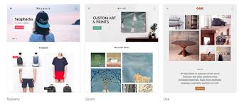 shopify themes documentation 21 best responsive shopify themes for 2018 make a website hub