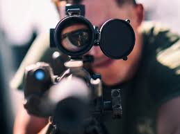 5 Meters To Feet Canadian Sniper Shot An Isis Fighter From Over 2 Miles Away
