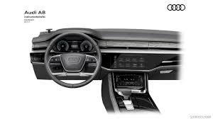 2018 audi a8 dashboard hd wallpaper 98