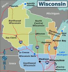 Lacrosse Wisconsin Map by File Wisconsin Regions Map 2015 Svg Wikimedia Commons
