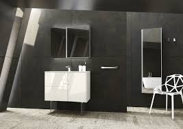 mirrored bathroom wall cabinet fractal 154395 154401 sonia bath