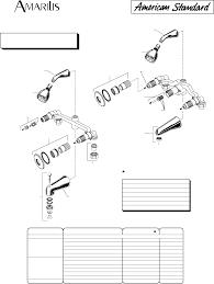 american standard whirlpool tub manual american standard series