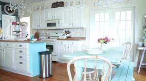 chalk painted kitchen cabinets never again kitchen cabinet
