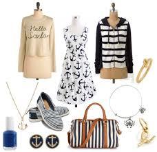 Nautical Theme Fashion - 69 best nautical lifestyle clothing images on pinterest