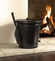 amazon com panacea 15343 ash bucket with shovel black garden