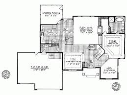 modern 2 story house plans eplans new american house plan modern two story home 2650