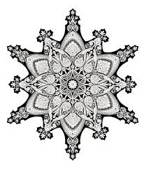 oriental mandala 2 oriental coloring pages for adults justcolor