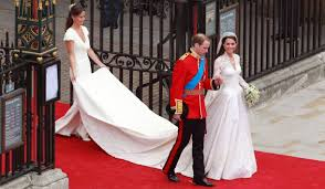 mariage kate et william audience royale pour le mariage du prince william et kate