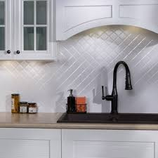backsplash tile for white kitchen white backsplash tiles shop the best deals for nov 2017