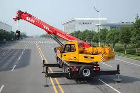 palfinger sany stc250 truck crane u2013 25 tonnage mobile crane for