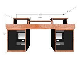 Art Studio Desk by Toft Atb16 Studio Desks Sound Construction U0026 Supply