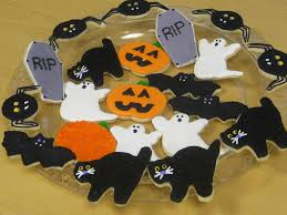 5 ways to make halloween sugar cookies wikihow