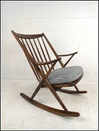 Midcentury Modern Rocking Chair - mid century rocking chair chair home furniture ideas 1yxz5vpdym