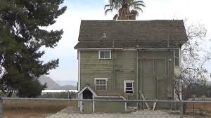 mysterious old house perris california youtube