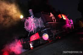 ghost train screams back into service for halloween 2017 in los