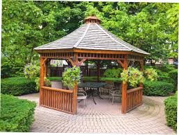 Outdoor Patio Gazebo 12x12 by Small Gazebo For Patio Gazebo Ideas