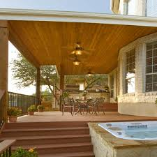 Covered Patio Pictures Stamped Concrete Covered Patio Perfection Archadeck Outdoor Living