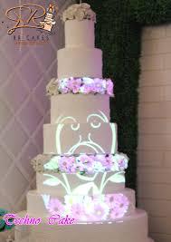 wedding cake kelapa gading techno cake in indonesia by rr cakes bridestory