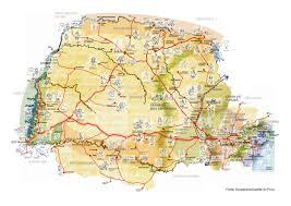 parana river map parana tourist map paranaacute mappery