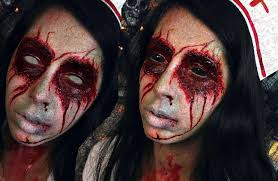 Cool Halloween Makeup Ideas For Men by Halloween Makeup Silent Hill Nurse Lisa Garland Youtube