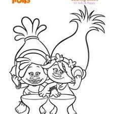 trolls printables emma u0027s trolls party coloring