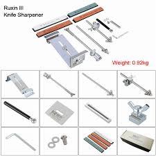 Sharpening Stone Kitchen Knives Ruixin Knife Sharpener Professional Kitchen Sharpening System Fix