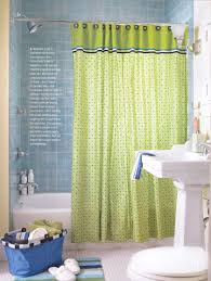 Pictures Of Shower Curtains In Bathrooms Bathroom Shower Curtain Ideas Decor Us House And Home Real