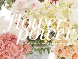 Wedding Flower Magazines - wedding day beauty flower power belle the magazine
