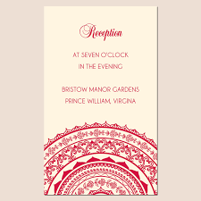 Indian Wedding Reception Invitation Wording Indian Wedding Reception Invitation Cards Matik For