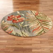 Round Tropical Area Rugs by Round Tropical Area Rugs Instarugs Us